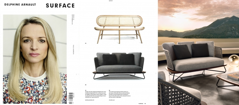 SURFACE Magazine September Issue